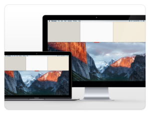 Unclutter files available on every Mac screen and desktop