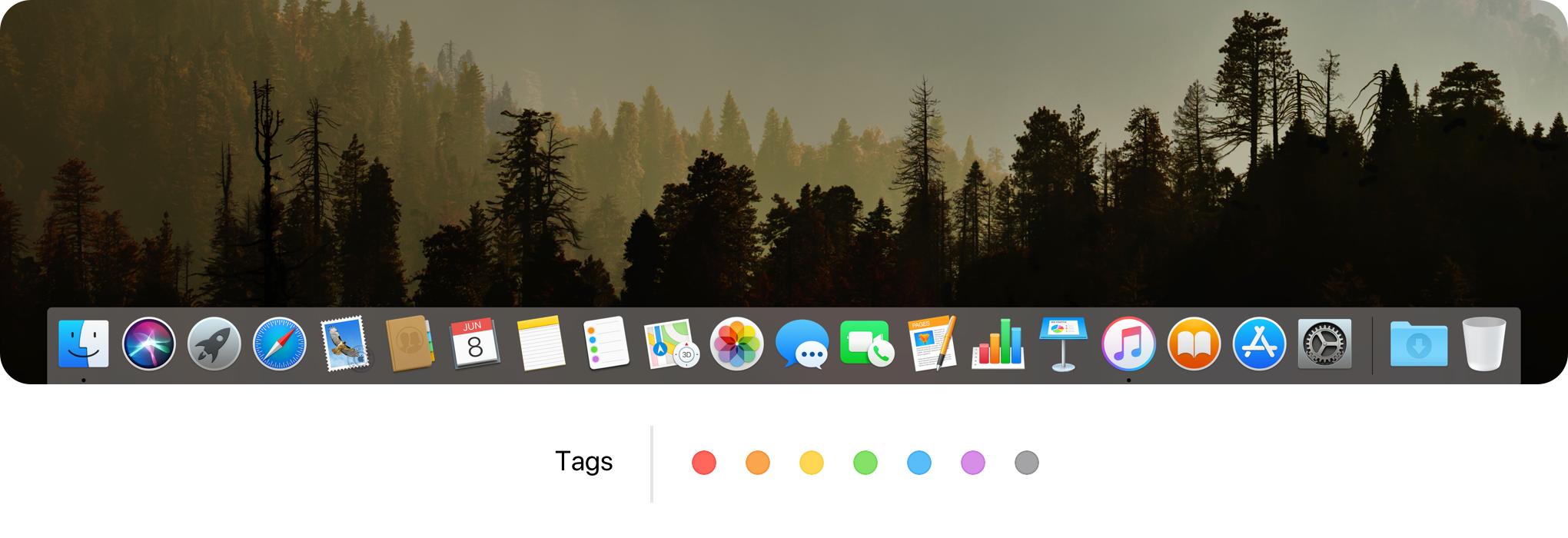 Refresh and clean your mac desktop screen