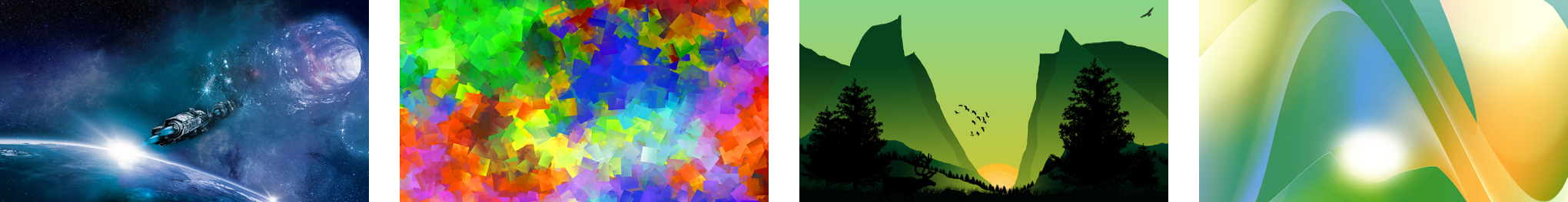 Refresh your Mac Desktop with new wallpapers