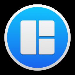 Magnet app to arrange windows on your Mac Desktop.