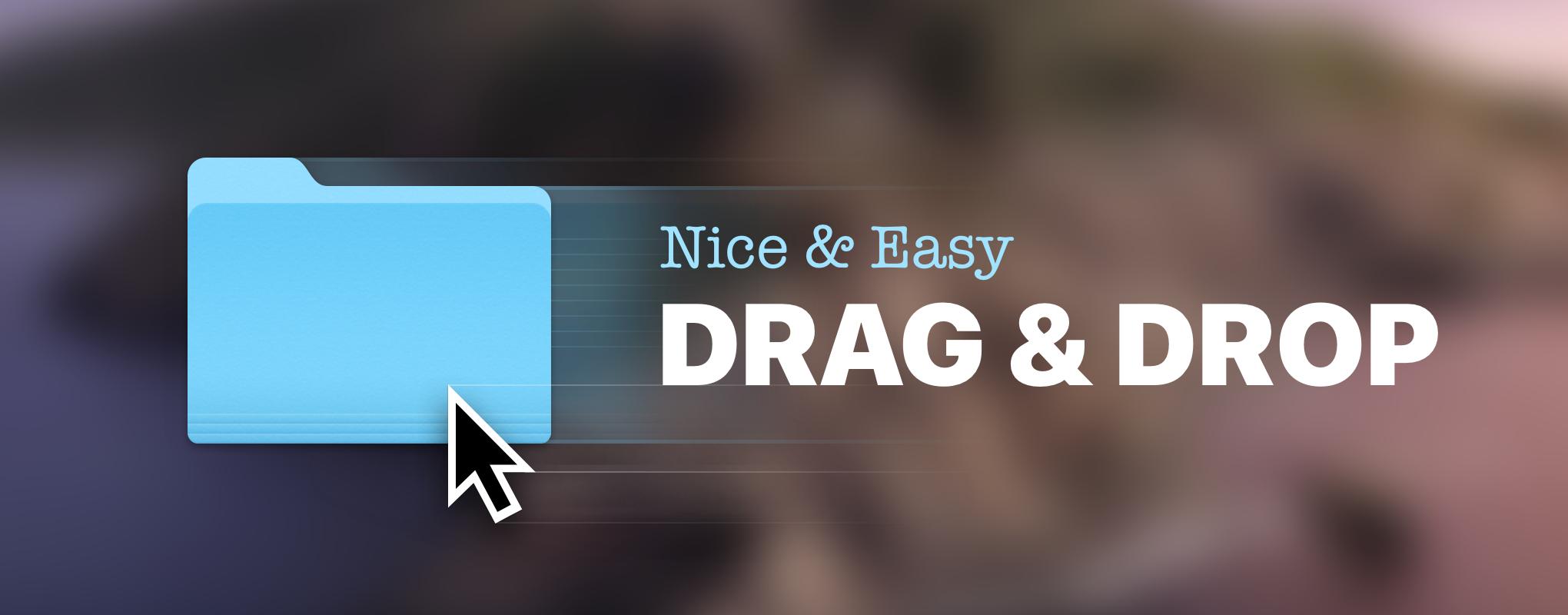5 Best DRAG & DROP Mac Apps (Convenient File Management)