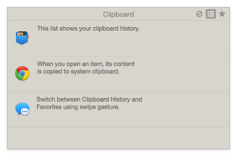 Clipboard Manager for Mac