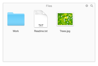 File Storage for Mac